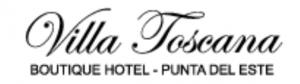Logo Sticky Villa Toscana
